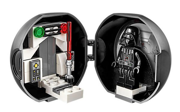Gratis Darth Vader™ pod bij elke LEGO® Star Wars™ aankoop vanaf € 55 @ Lego