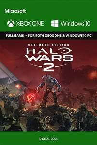 Halo Wars 2 Ultimate Edition Xbox One/PC digitale code voor €16,09 @ CDKeys