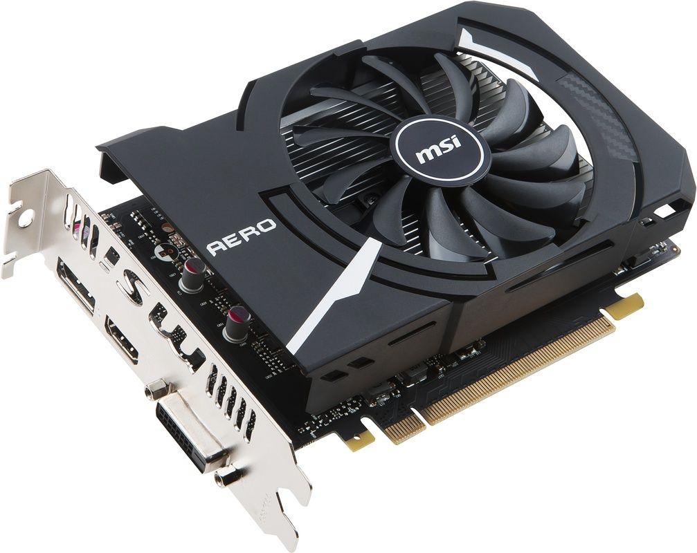 MSI GeForce GTX 1050 Ti Aero ITX 4GB @ SiComputers