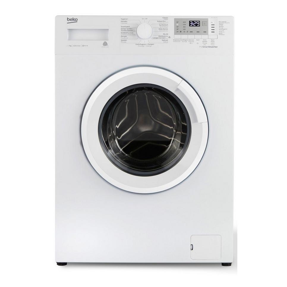 Beko WTV7812BO wasmachine voor €299 @ Wehkamp