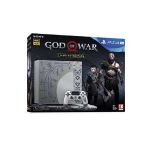 PS4 Pro 1TB God of War Limted Edition voor €429 @ Intertoys