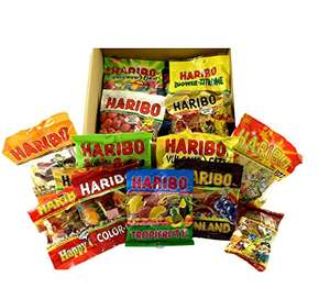 Haribo Candy Box (3.4 KILO) voor 13.30 Lightning Deal
