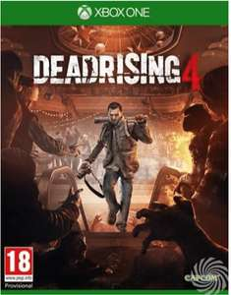 Dead Rising 4 (XBOX) @ Mediamarkt.nl