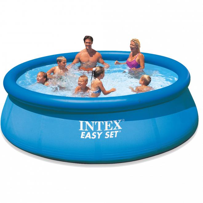 Verschillende Intex Easy set zwembaden bij Op=Op Voordeelshop vanaf €49,50