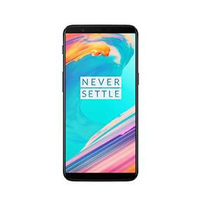 OnePlus 5T 64GB voor €451 @ Amazon.de
