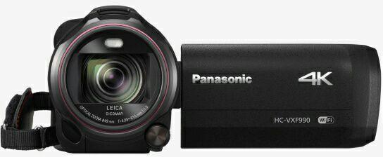 Panasonic HC-VXF990 Zwart