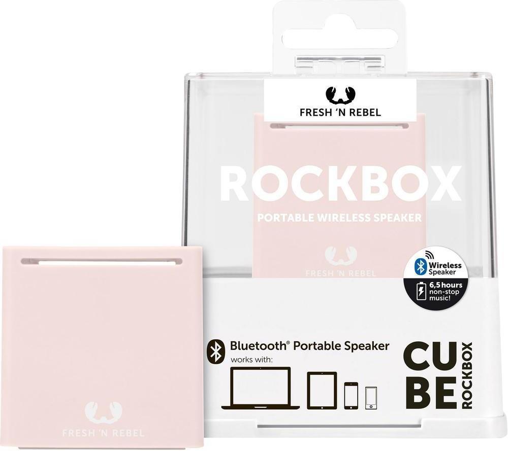 Fresh 'n Rebel Rockbox Cube Cupcake voor €8 @ Mycom