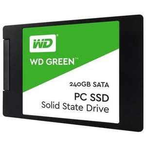 "WD Green SSD 240GB 2,5"", Informatique, 59,95"