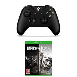 [Xbox] Xbox One controller V3 + Rainbow Six Siege voor €49 @ Game.co.uk