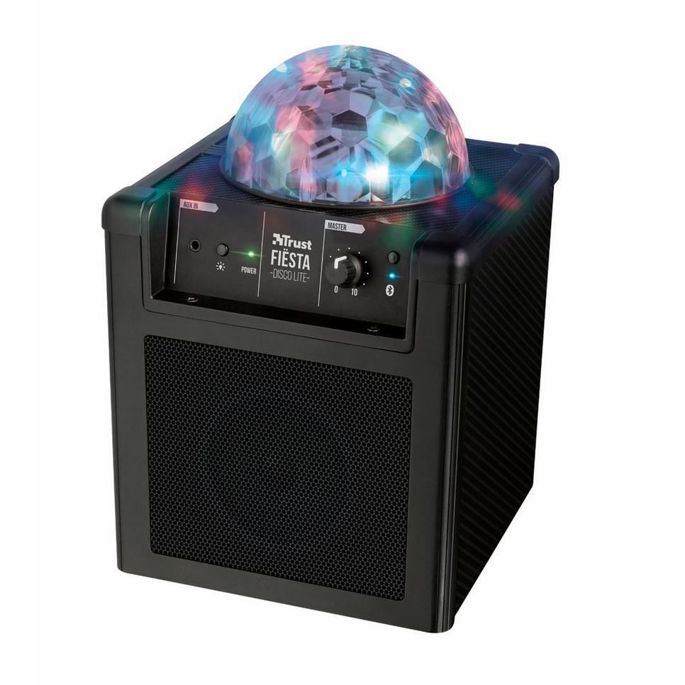 Trust Fiësta Disco Lite bluetooth speaker voor €39 @ Wehkamp