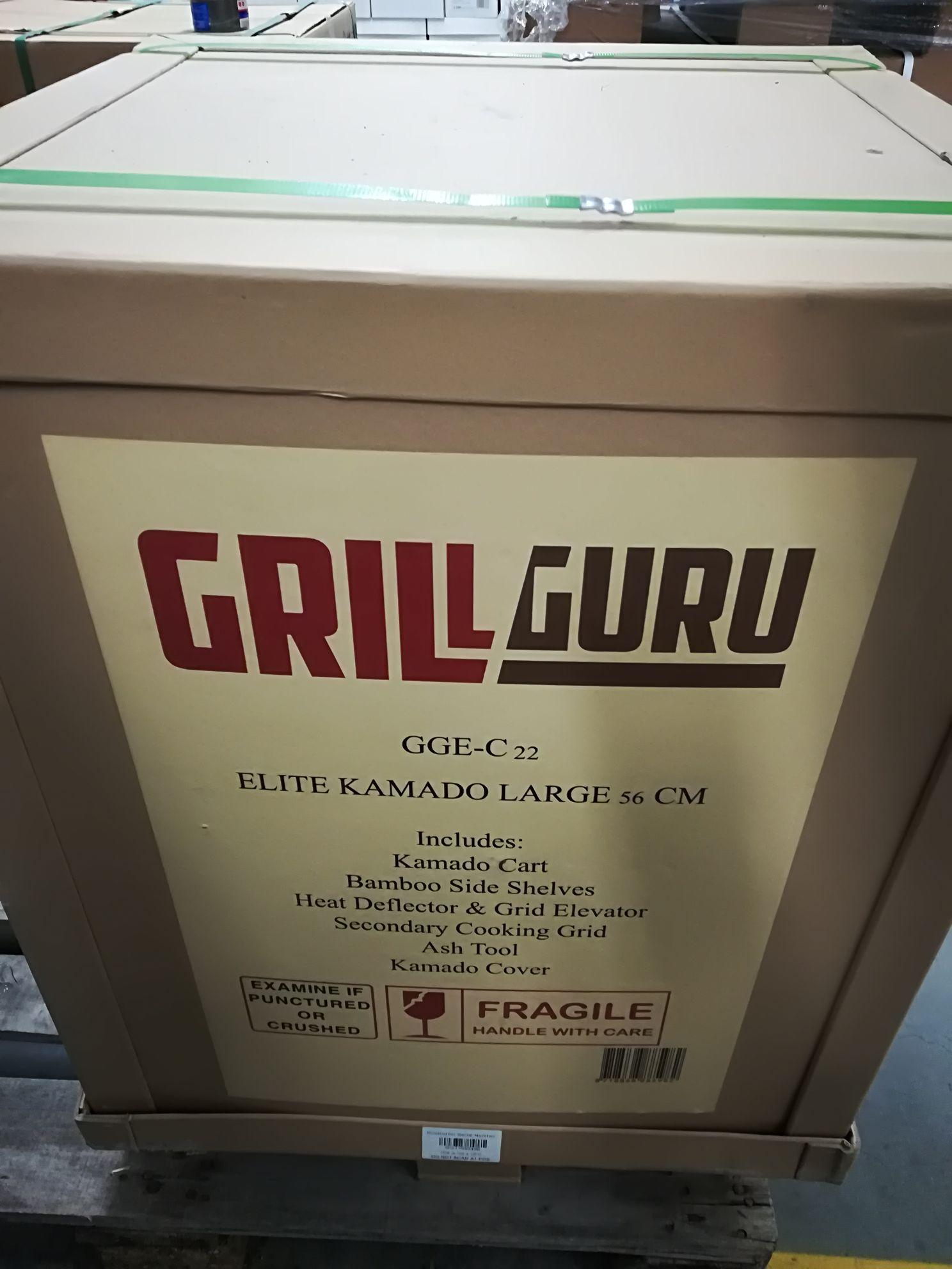 Grill Guru Elite large Black @ Makro Vianen