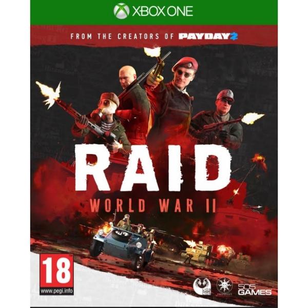 Raid World War II (Xbox One)  voor €9 @ Shop4NL