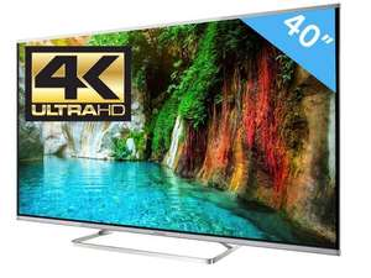 Panasonic Viera TX-40AX630E 4K Ultra HD LED-tv voor €538,90 @ iBood