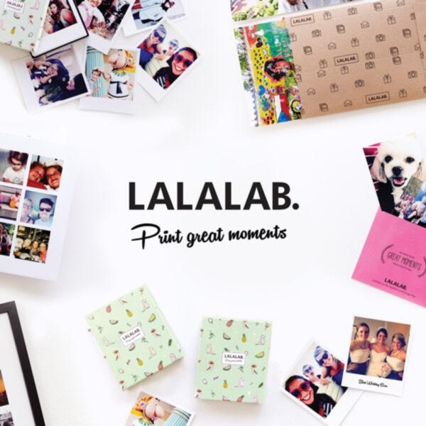 €5 korting @ LALALAB App