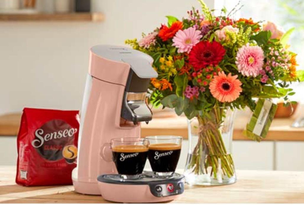 GRATIS Lenteboeket bij aanschaf Senseo koffiemachine @Blokker