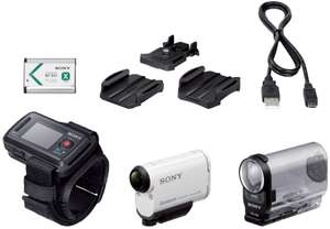 Sony AS200V + Behuizing + Live-View-afstandsbedieningsset voor €179 @ Art & Craft
