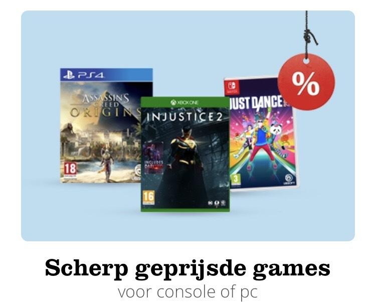 Scherp geprijsde games Bol.com