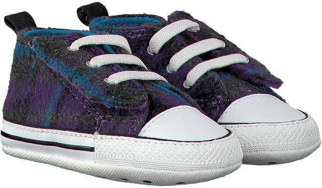 Converse Chuck Taylor babyschoenen (+ gratis shopper) voor €14,95 @ Omoda