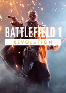 Battlefield 1 Revolution voor PC  (Premium Pass €14,99)