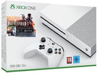 Xbox One S + Battlefield 1