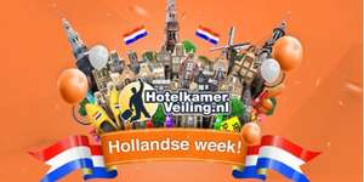 €5,00 korting bij hotelkamerveiling.nl