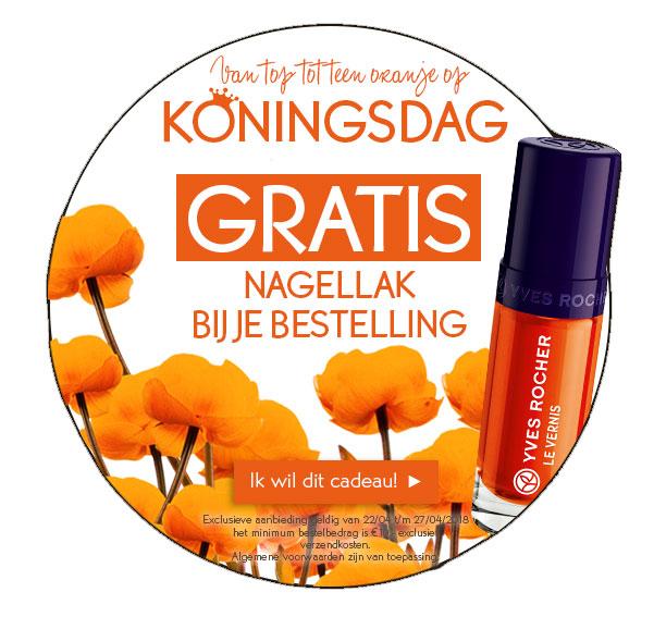 Alle sale -70% + gratis nagellak + gratis verzending +extra cadeau @ Yves Rocher