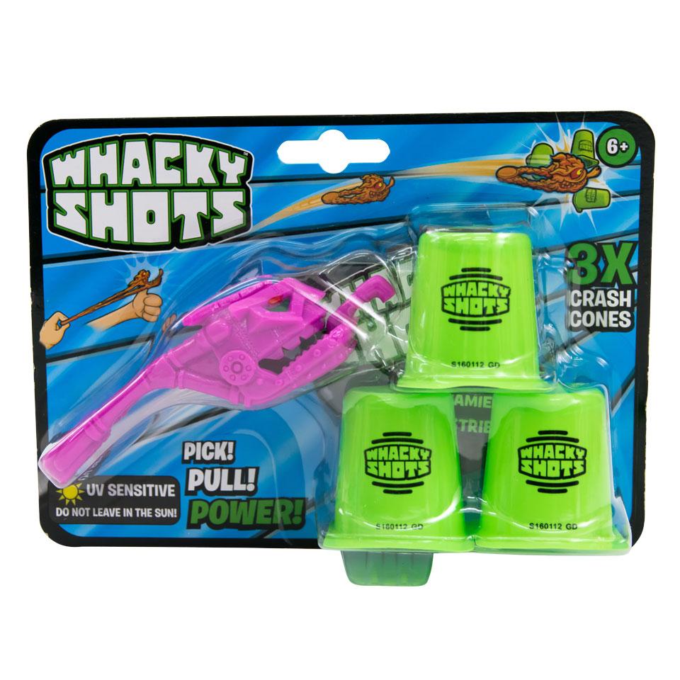 Whacky Shots Single Pack voor €0,88 @ Intertoys/Bart Smit