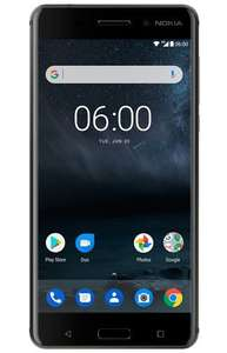 Nokia 6 (2017) €148 @belsimpel.nl