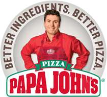 Papa John's DEALS: o.a. Large pizza 10,95!