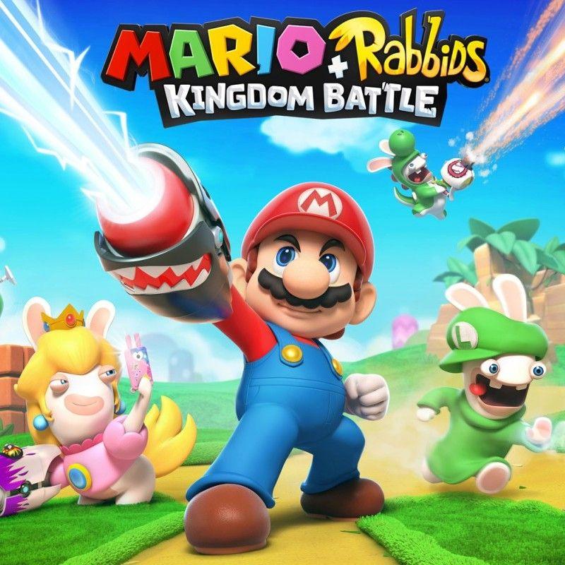 Mario + Rabbids Kingdom Battle voor de Nintendo Switch @ NEDGAME