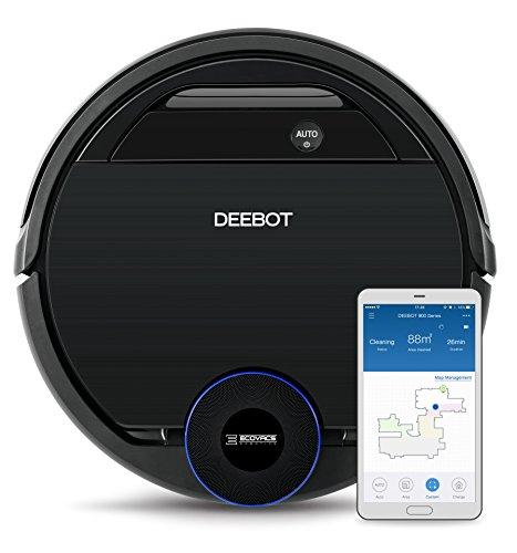 Ecovacs Ozmo 930 Deebot robotstofzuiger voor €469 @ Amazon.de