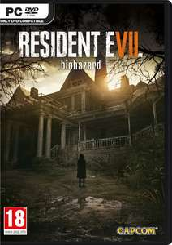 Resident Evil VII: Biohazard (PC DVD) voor €5,45 @ Bol.com Plaza