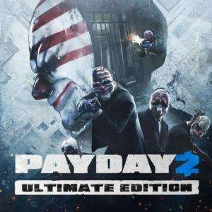 Payday 2 (pc) gratis te spelen t/m 28 april @ Steam