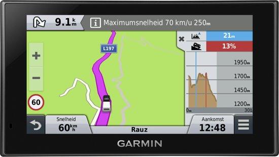 Garmin Camper 660LMT-D (Europa) voor €199 @ Coolblue/BOL.com
