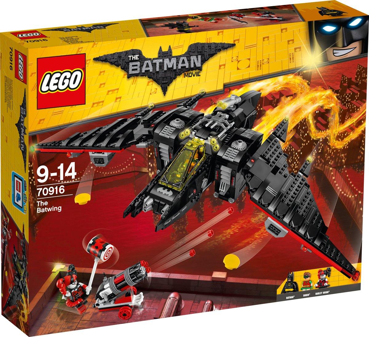 LEGO Batman Movie De Batwing (70916) voor €49,99 @ Bol.com