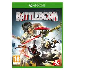Xbox One Battleborn €2,95 @iBood