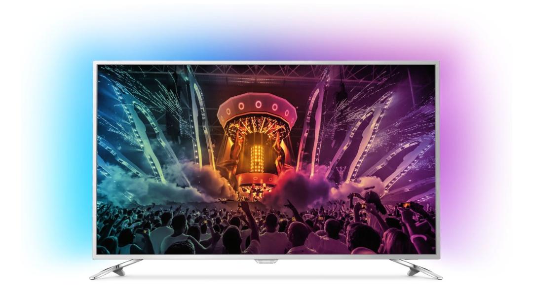 Philips 49PUS6561 - 4K tv