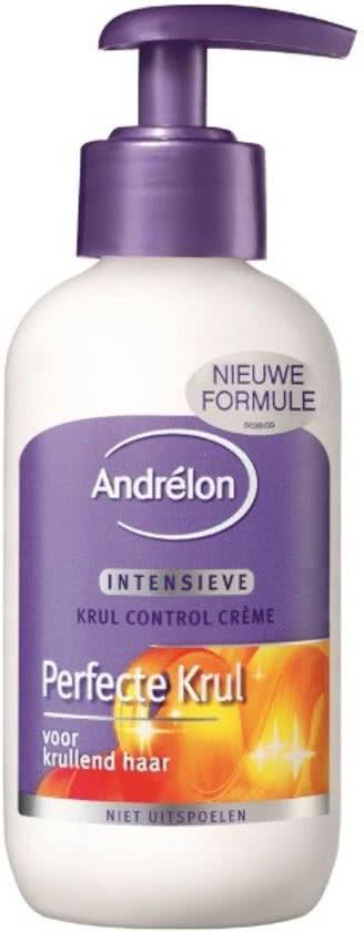Andrélon Perfecte Krul - 3 x 200 ml Haarcrème voordeelverpakking voor €2,69 @ Bol.com