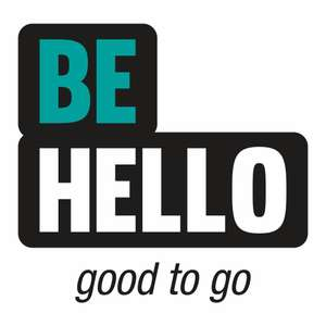 Be Hello & Itskins 50% korting (lokaal)