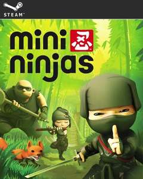 Mini Ninjas (Steam key) gratis @ Square Enix Store