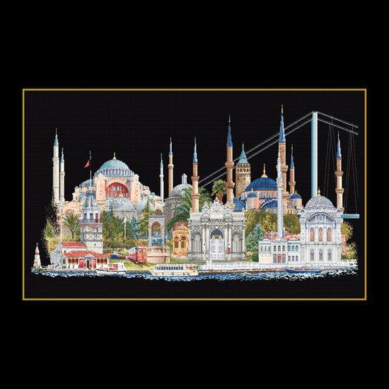Thea Gouverneur Borduurpakket 479.05 Istanbul voor €14,99 @ Bol.com