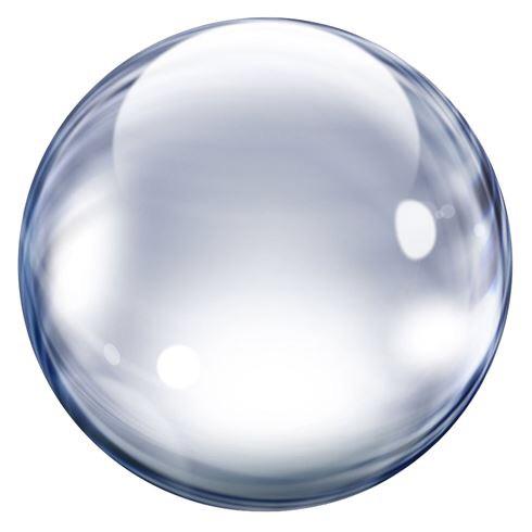 Lensball 80mm voor fotografie