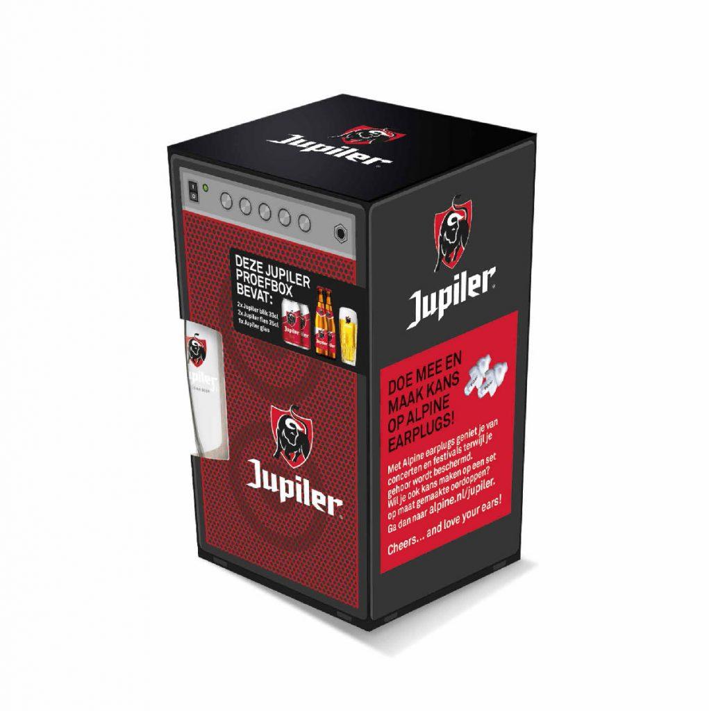 Proefbox Jupiler + glas voor €1,99 @ Nettorama