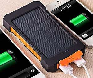 Action Solar powerbank @ 9,95 per 2 mei / 29Wh
