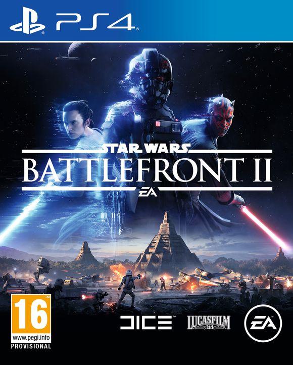 Star Wars Battlefront II (PS4 Nordic) voor €26,99 @ Coolshop