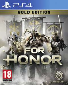 For Honor PS4 Gold Edition @ Coolshop