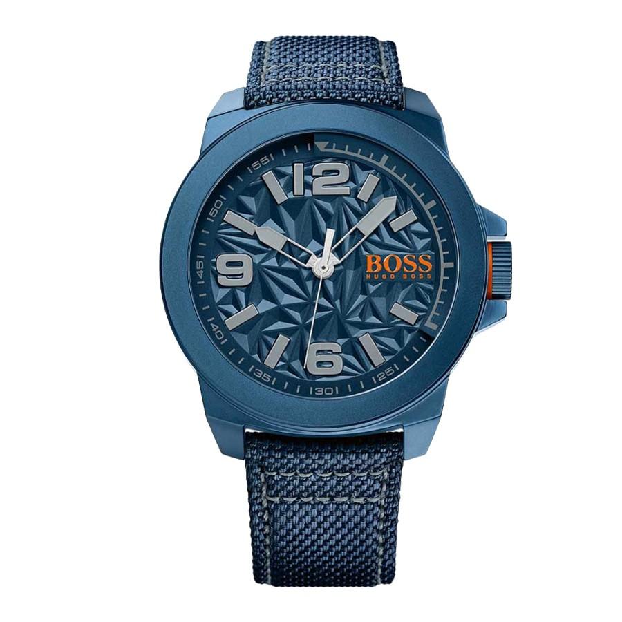 Hugo Boss 'New York' horloge -60% = €87,60 @ Brandfield