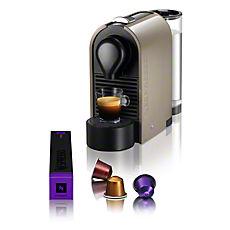 Krups Nespresso U Pure grey XN250A voor € 62,51 @ Makro