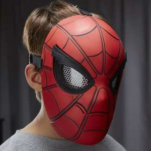 Marvel Spiderman Interactief Heldenmasker €9,99 @ Bol.com