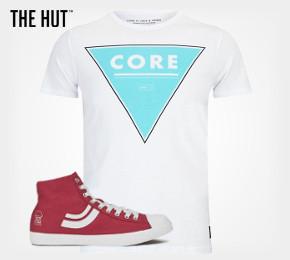 Gratis Jack & Jones Sneakers bij aankoop van een Jack & Jones artikel @ The Hut